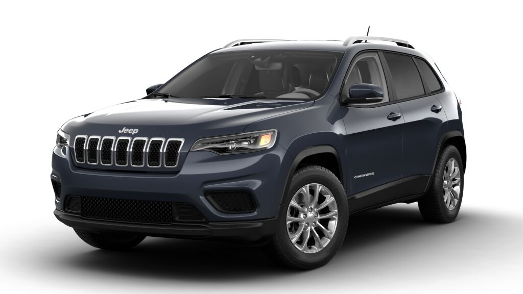 New 2021 JEEP Cherokee