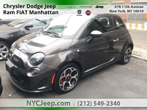 Pre-Owned 2016 FIAT 500 Turbo